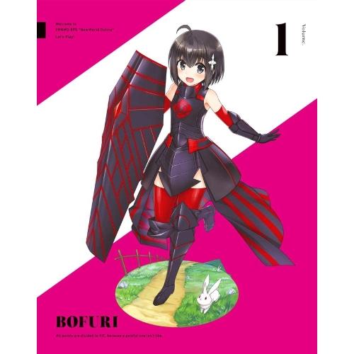 【取寄商品】 BD/痛いのは嫌なので防御力に極振りしたいと思います。第1巻(Blu-ray)/TVアニメ/KAXA-7911 [3/25発売]