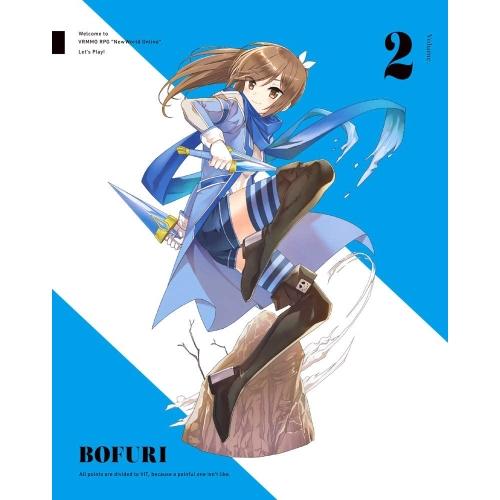 【取寄商品】 BD/痛いのは嫌なので防御力に極振りしたいと思います。第2巻(Blu-ray)/TVアニメ/KAXA-7912 [4/24発売]