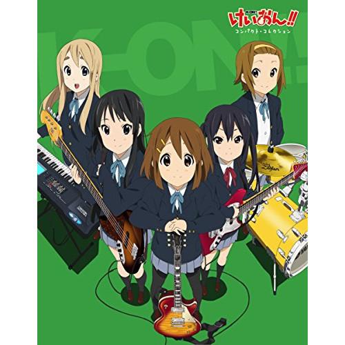 BD/けいおん!! コンパクト・コレクション(Blu-ray)/TVアニメ/PCXE-50822