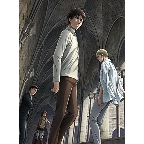 BD/進撃の巨人 Season2 Vol.2(Blu-ray)/TVアニメ/PCXG-50602