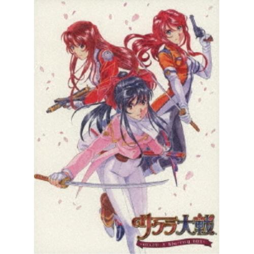 BD/サクラ大戦OVAシリーズ Blu-ray BOX(Blu-ray) (期間限定版)/OVA/PCXP-60103