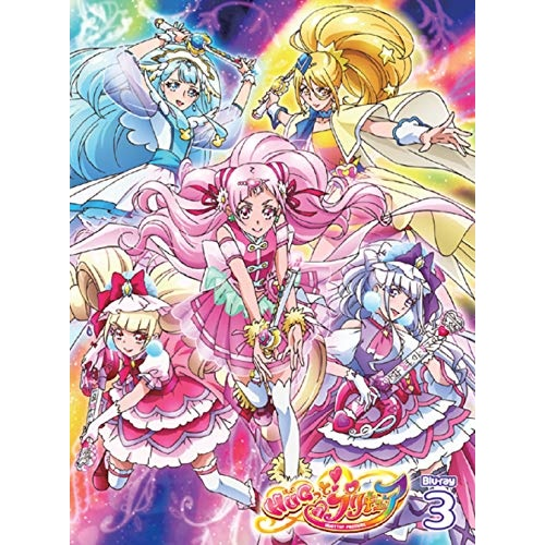 BD/HUGっと!プリキュア vol.3(Blu-ray)/キッズ/PCXX-50143