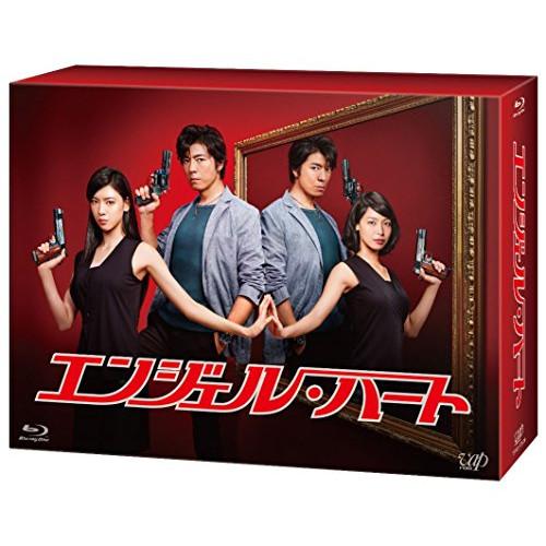 BD/エンジェル・ハート Blu-ray BOX(Blu-ray) (本編ディスク4枚+特典ディスク1枚)/国内TVドラマ/VPXX-72986