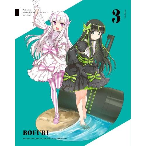 BD/痛いのは嫌なので防御力に極振りしたいと思います。第3巻(Blu-ray)/TVアニメ/KAXA-7913