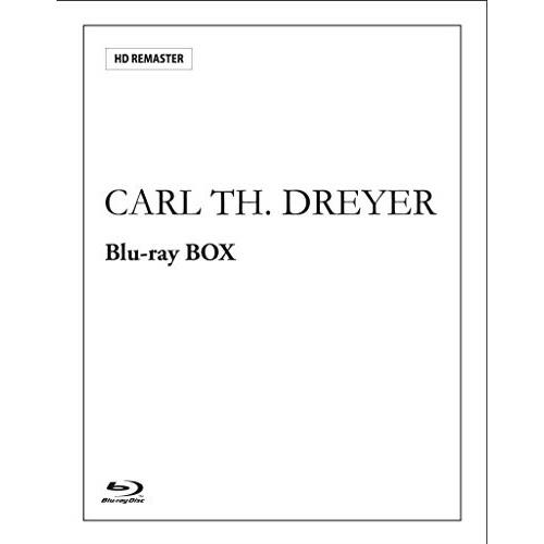 【取寄商品】 BD/カール・Th・ドライヤー~聖なる映画作家~ Blu-ray BOX(Blu-ray)/洋画/KKBS-156