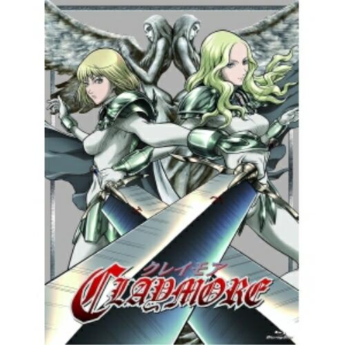 【取寄商品】 BD/CLAYMORE Blu-ray BOX(Blu-ray) (4Blu-ray+CD)/TVアニメ/AVXA-49996
