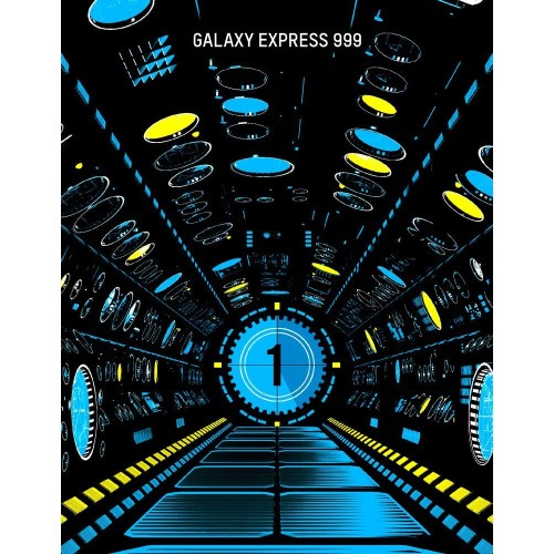 【取寄商品】 BD/松本零士画業60周年記念 銀河鉄道999 TVシリーズ Blu-ray BOX-1(Blu-ray)/TVアニメ/AVXA-74115