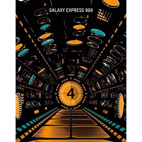 【取寄商品】 BD/松本零士画業60周年記念 銀河鉄道999 TVシリーズ Blu-ray BOX-4(Blu-ray)/TVアニメ/AVXA-74179