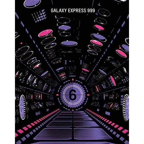 【取寄商品】 BD/松本零士画業60周年記念 銀河鉄道999 TVシリーズ Blu-ray BOX-6(Blu-ray)/TVアニメ/AVXA-74185