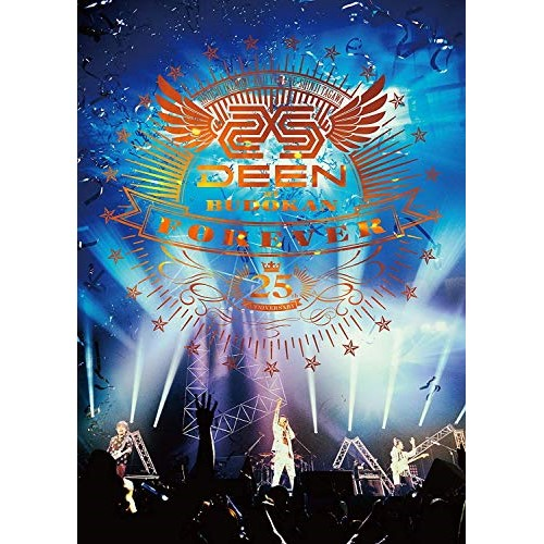 BD/DEEN at BUDOKAN FOREVER ~25th Anniversary~(Blu-ray) (Blu-ray+2CD) (完全生産限定プレミアム版)/DEEN/ESXL-146