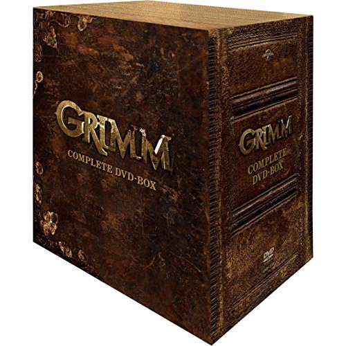 【取寄商品】 DVD/GRIMM/グリム コンプリート DVD-BOX/海外TVドラマ/GNBF-5338
