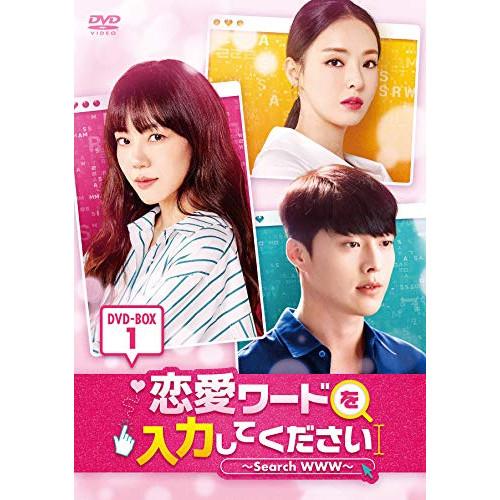 【取寄商品】 DVD/恋愛ワードを入力してください~Search WWW~ DVD-BOX1/海外TVドラマ/HPBR-690 [9/2発売]