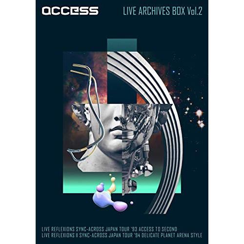 【取寄商品】 BD/LIVE ARCHIVES BOX Vol.2(Blu-ray) (完全生産限定盤)/access/MHXL-83 [7/15発売]