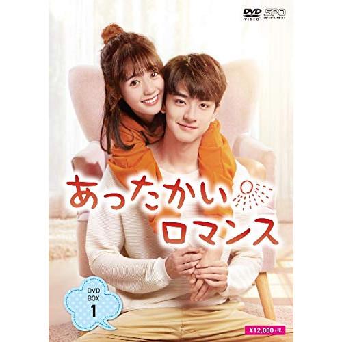 【取寄商品】 DVD/あったかいロマンス DVD-BOX1/海外TVドラマ/OPSD-B751