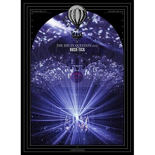 BD THE DAY IN QUESTION 2017 店 本編ディスク2枚+特典ディスク1枚 贈答品 Blu-ray 完全生産限定版 VIZL-1495 BUCK-TICK