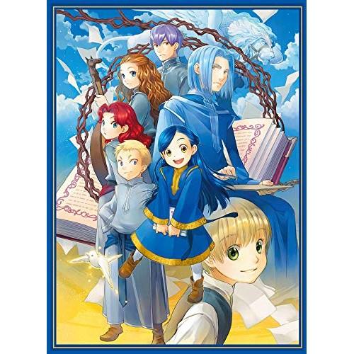 【取寄商品】 BD/本好きの下剋上 司書になるためには手段を選んでいられません Blu-ray BOX 神殿の巫女見習い(Blu-ray) (2Blu-ray+2CD)/TVアニメ/VTZF-104 [6/17発売]