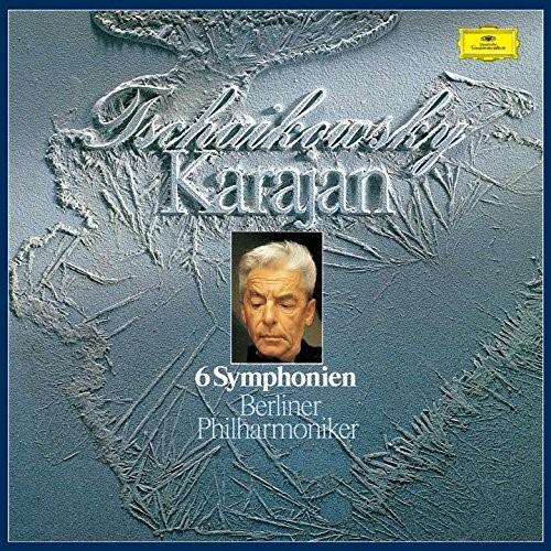 SACD チャイコフスキー:交響曲全集 SHM-SACD 初回生産限定盤 即納 フォン カラヤン ヘルベルト UCGG-9102 ランキングTOP5