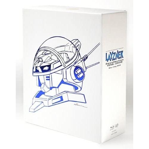 BD/TVアニメ/蒼き流星SPTレイズナー Recollection 1996-2000 Blu-ray BOX(Blu-ray) (描き下ろしデジパック) (初回限定生産版)
