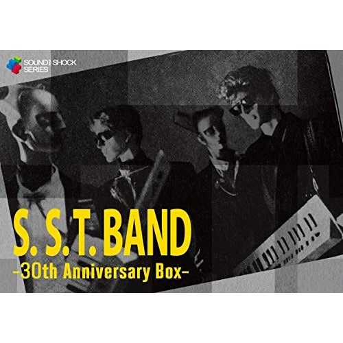 【取寄商品】 CD/S.S.T.BAND -30th Anniversary Box- (5CD+DVD)/S.S.T.BAND/WM-754