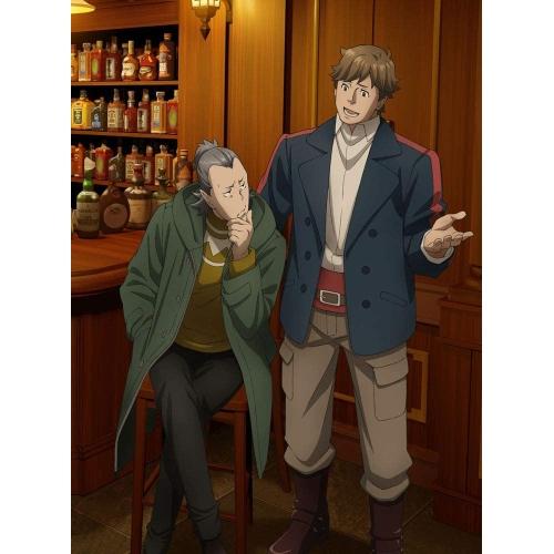 DVD/歌舞伎町シャーロック DVD BOX 第4巻/TVアニメ/ZMSZ-13694