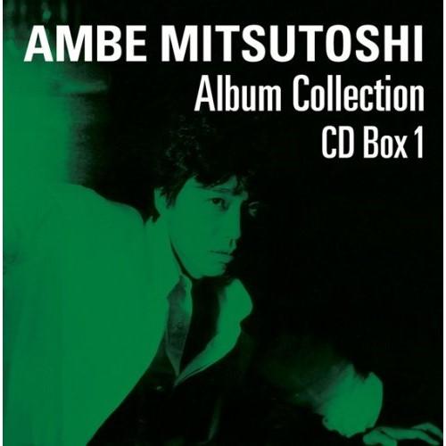 CD AMBE MITSUTOSHI Album Collection あんべ光俊 1 Box 信託 バーゲンセール YZAM-50001