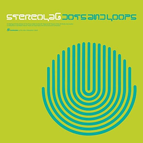 CD DOTS AND LOOPS Expanded Edition 解説付 安心の実績 高価 買取 強化中 引き出物 BRDUHF-17 ステレオラブ
