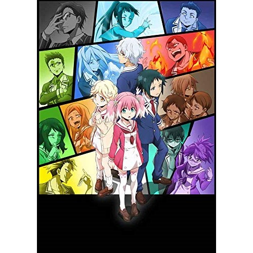 BD 無能なナナ Vol.3 Blu-ray 24発売 超激安 2 TVアニメ 売れ筋ランキング ZMXZ-14393
