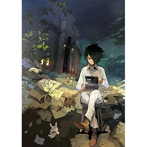 BD 約束のネバーランド 激安 VOL.3 安い Blu-ray TVアニメ Blu-ray+2CD 完全生産限定版 ANZX-14367