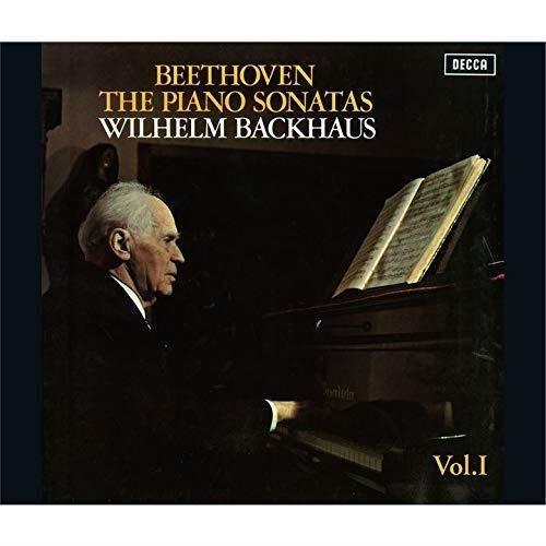 SACD ベートーヴェン:ピアノ ソナタ全集Vol.1 SHM-SACD UCGD-9065 信託 初回生産限定盤 割り引き ヴィルヘルム バックハウス