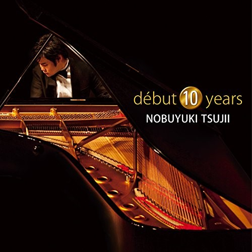 CD debut メーカー直送 10 years 辻井伸行 ◆セール特価品◆ AVCL-25946