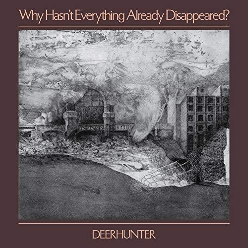 CD 品質検査済 超美品再入荷品質至上 Why Hasn't Everything Already 解説歌詞対訳付 4AD-89CDJP ディアハンター Disappeared?