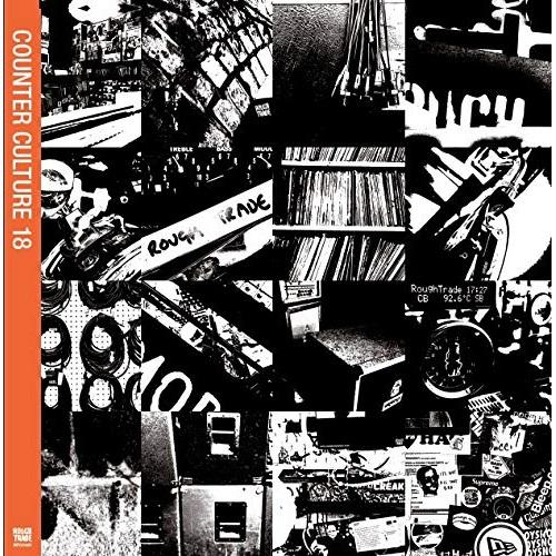 CD ラフ トレード ショップス カウンター カルチャー ライナーノーツ AW-44 超特価 大決算セール 18 オムニバス