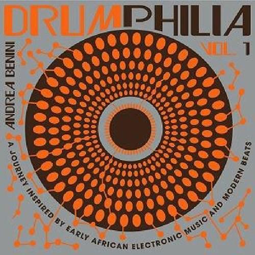 CD DRUMPHILIA オリジナル VOL.1 セール特別価格 CRCDJ-1 Benini Andrea