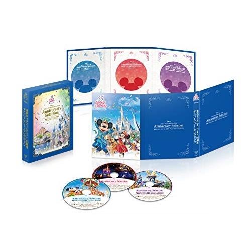 DVD 東京ディズニーリゾート 35周年 日本 アニバーサリー ディズニー VWDS-6778 おすすめ特集 セレクション