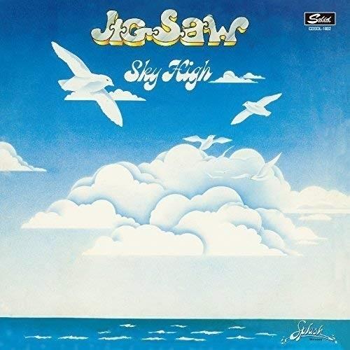 情熱セール CD スカイ ハイ+アンリリースド トラックス 解説歌詞付 +8 CDSOL-1802 ジグソー 市販