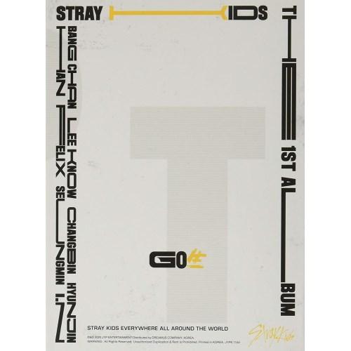 【取寄商品】 CD/Go生: Stray Kids Vol.1 (ランダムバージョン) (輸入盤)/Stray Kids/JYPK1144A