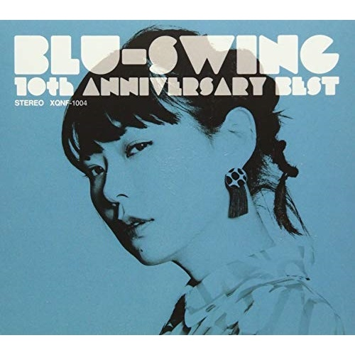 CD BLU-SWING 全品送料無料 10th BEST 爆安 XQNF-1004 ANNIVERSARY