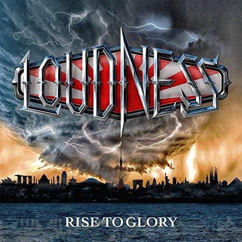 CD RISE TO GLORY -8118- CD+DVD LOUDNESS 『4年保証』 歌詞対訳付 初回生産限定盤 GQCS-90482 人気急上昇