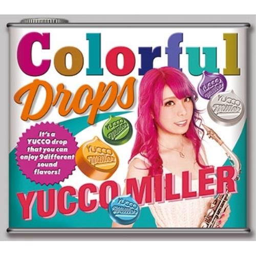 CD Colorful Drops CD+DVD 初回限定盤 ユッコ 業界No.1 13発売 お得 KICJ-90850 10 ミラー