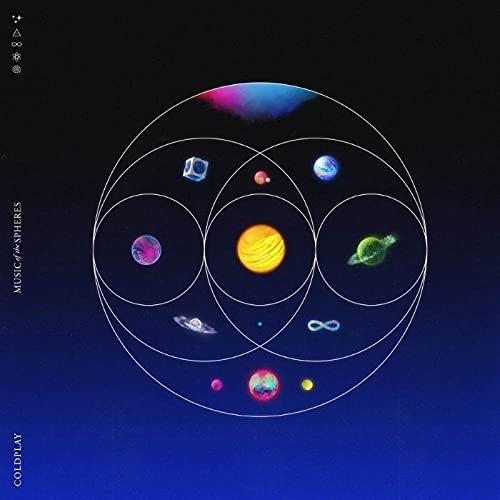CD/ミュージック・オブ・ザ・スフィアーズ/コールドプレイ/WPCR-18453 [10/15発売]