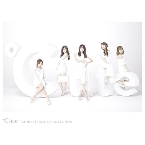 CD/℃OMPLETE SINGLE COLLECTION (3CD+Blu-ray) (初回生産限定盤A)/℃-ute/EPCE-7325