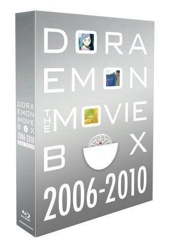 【取寄商品】 BD/DORAEMON THE MOVIE BOX 2006-2010 BLU-RAY COLLECTION(Blu-ray) (本編Blu-ray5枚+特典DVD1枚) (初回限定生産版)/キッズ/PCXE-60026