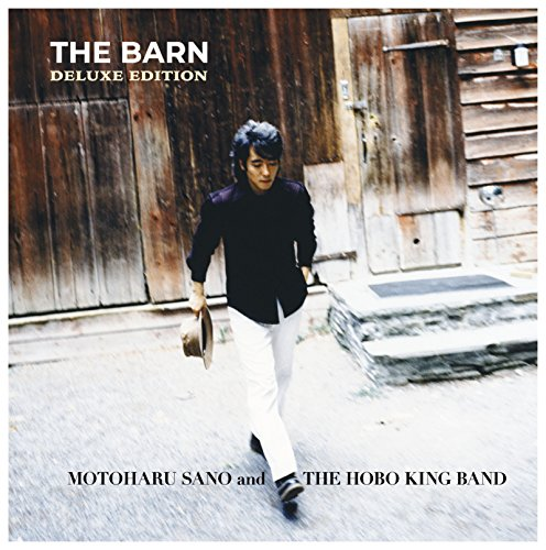 BD/THE BARN DELUXE EDITION(Blu-ray) (Blu-ray+DVD+アナログ) (完全生産限定版)/佐野元春/MHXL-43