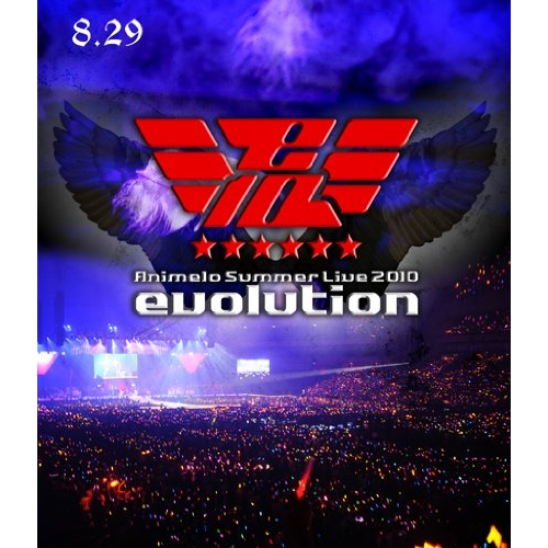 BD/Animelo Summer Live 2010 evolution 8.29(Blu-ray)/オムニバス/KIXM-1014