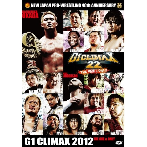 ★DVD/スポーツ/G1 CLIMAX2012 ~THE ONE & ONLY~ (2DVD+Blu-ray)