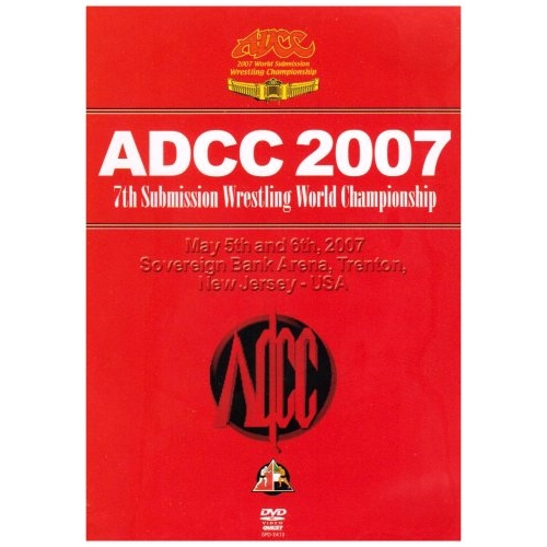 ★DVD/スポーツ/7th Submission Wrestling World Championship ADCC 2007/SPD-2413