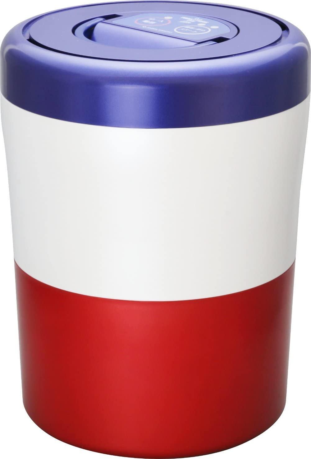 人気 島産業 家庭用生ごみ減量乾燥機 パリパリキューブライトアルファ トリコロール 新登場 メーカー取寄