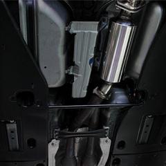 20系 IS250(4WD)用センターマフラー
