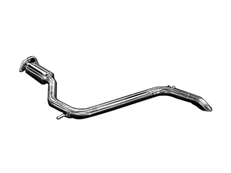 30系アルファード・ヴェルファイア3.5L(後期:2WD)用シングルリアマフラー(下向きテール)