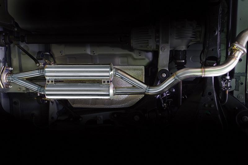 RX300(200t)用センターマフラー